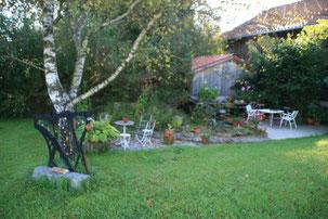 Bild Garten im Zenrtum für Kultur und Landschaft in Eisenbolz 7