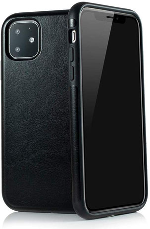 Corium iPhone 11 Pro Max Hülle in Schwarz