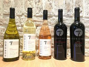 (Kokomo Wineryのワイン)