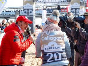 Sportevent auf Usedom
