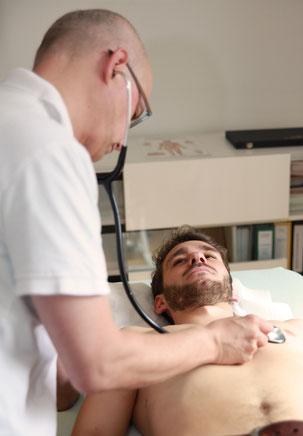 Allgemeinmedizinische Versorgung bei TRIMED Mainz - Praxis für integrative Medizin