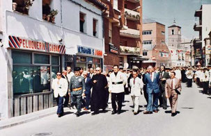 Gobierno municipal año 1973