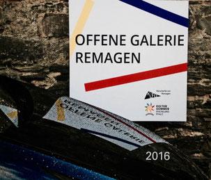 Katalog, Kultur Sommer Rheinland Pfalz / Hrsg. Künstler Forum Remagen & Villa Heros / Stefan Zajonz, Divina Commedia_DANTE, Fotografie, S. 56-59/64, 2016