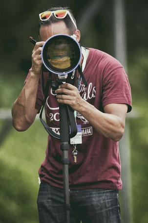 Marco Serena fotografo sportivo professionista