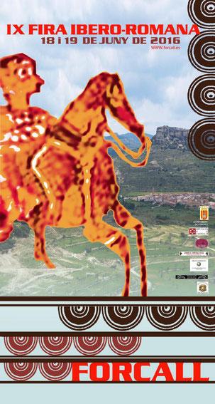 Programa de la Fira Ibero Romana en Forcall