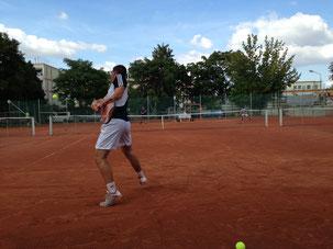 Erwachsene Tennis