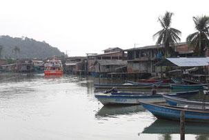Nuquí Pazifik Kolumbien Reisen