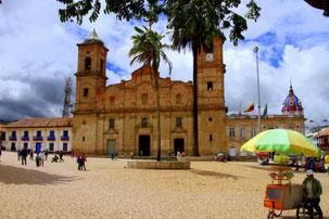 Zipaquirá Cundinamarca Kolumbien Info reisen
