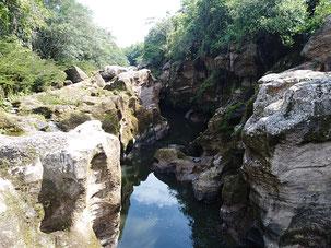Putumayo Canyon Mandiyaco Süden Kolumbien Reisen