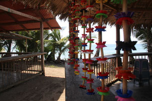 Dorf Termales Nuquí Pazifik