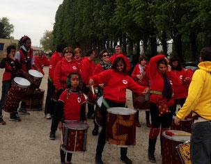 La BAF au Carnaval de Marly-la-Ville