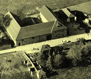 Altes Hofbild anno 1970