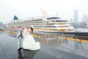 ベルMeで成婚された会員様のお写真