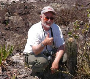Werner van Heek & Uebelmannia pectinifera ssp. horrida (Minas Gerais), after 1990 ?