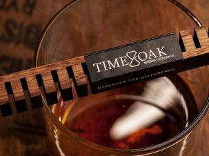 time and oak - personnalisation du vieillissement de spiritueux
