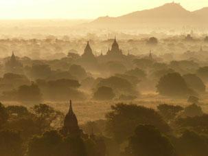 voyage personnalisé en birmanie - suggestion d'itinéraire