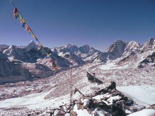 trekking personnalisé au népal - suggestion d'itinéraire