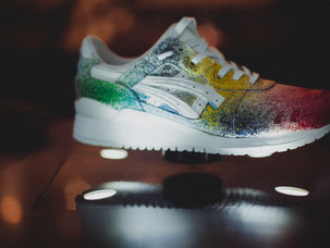 sneakers and chill, personnalisation de sneakers
