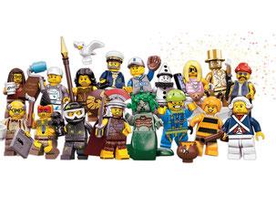 figurines lego personnalisées - personnalisation de figurines de type lego - A personnaliser, figurines lego