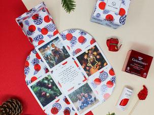 un cadeau original, qui fera toute la différence, une personnalisation avec des photos et un objet.