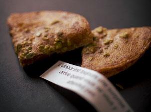 fortune cookies - créer et personnaliser ses propres biscuits porte bonheur