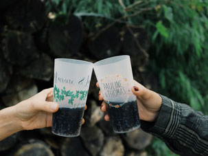 Personnalisez vos verres et gobelets