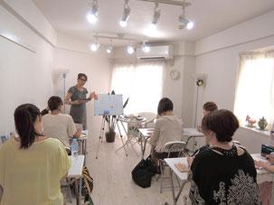 講習 : オーガニック ネイル スクール サロン