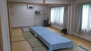 ベルホール吉瀬斎場遺族控室