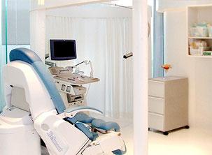 ザクリニック-内診室