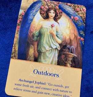 大天使ジョフィエルについて~役割、私が感じる大天使ジョフィエル、大天使ジョフィエルからのメッセージ