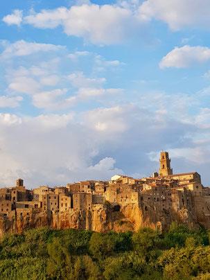 Pitigliano, Toskana