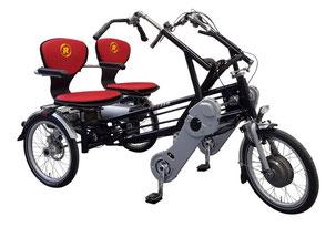 Dreirad Fun2Go von Van Raam