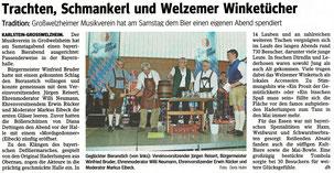 Bayerischer Bierabend 2016, Main-Echo v. 02.05.2016