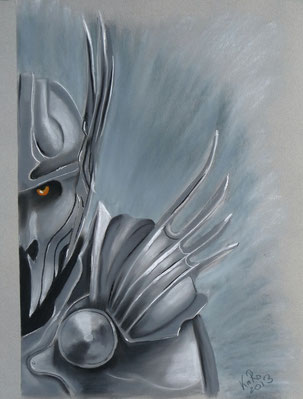Knight (3) 50x60 cm