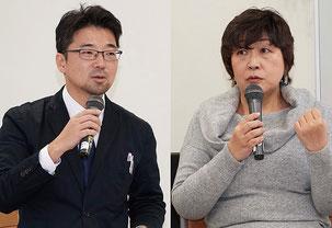 中島京子さん(作家)VS 田崎基さん(ジャーナリスト),