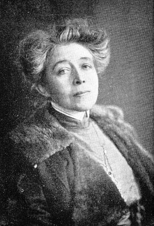 Ricarda Huch, 1914 (Wikipedia)