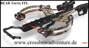 Armbrust BEAR Archery Torrix FFL
