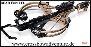 Armbrust BEAR Archery Fisix FFL