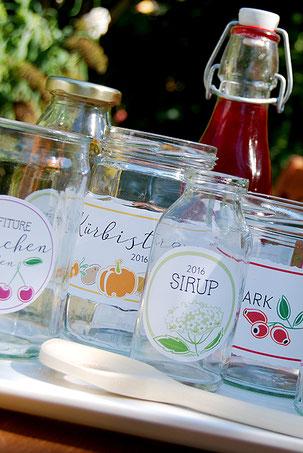 Cliparts Gänseblümchen und Storchschnabel