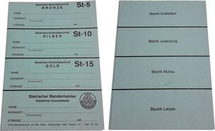 Stempelkarte Steiermark