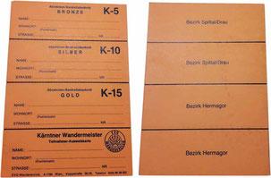 Stempelkarte Kärnten