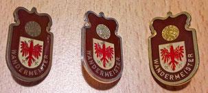 Wandermeisterabzeichen Tirol