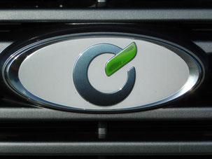 Chausson Logo am Wohnmobil