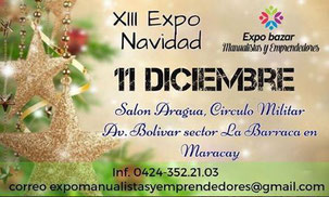 Expo Bazar Manualistas y Emprendedores - Edición XIII