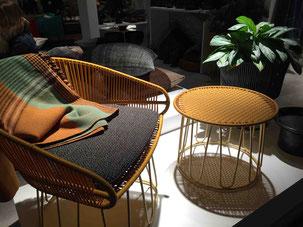Möbel mit besonderer Haptik