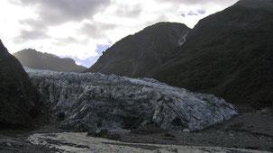 Fox Glacier, Fox-Gletscher