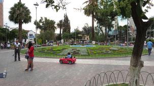 Cochabamba streetlife