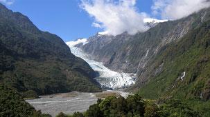 Franz Josef Glacier, Franz-Josef-Gletscher