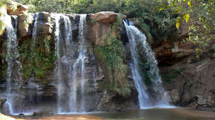 Waterfall near Samaipata