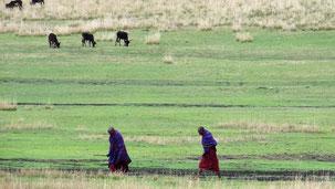 Masai, Massai